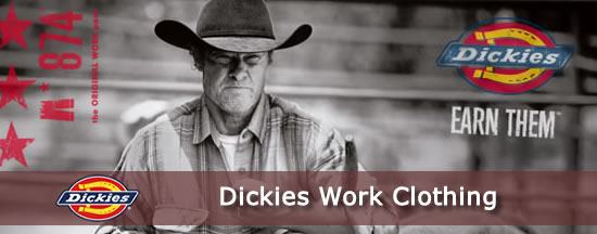 Dickies Clothing