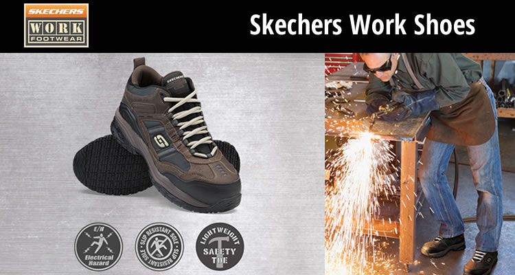 Skechers Work Shoes