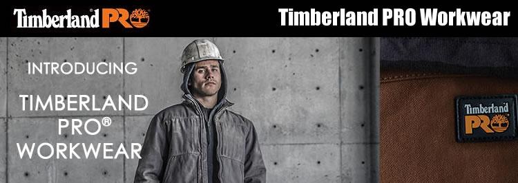 timberland workwear