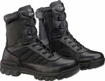 Bates Men's 8 inch Tactical Sport Side Zip Uniform Boot 2261