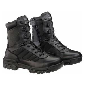 Bates Men's 8 inch Tactical Sport Side Zip Uniform Boot