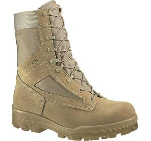 Bates Men's 8 inch DuraShocks® Desert Steel Toe Boot