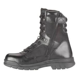 Bates Men's 8 inch Insulated Steel Toe Side Zip Boot