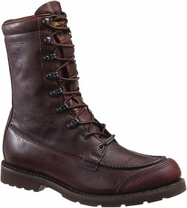 Browning Men S 10 Inch Red Brown Insulated Kangaroo Boots