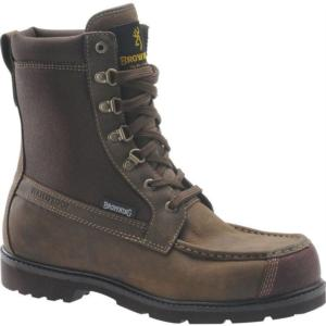 Browning Men's 8 in. Waterproof Featherweight Boot