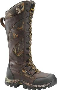 Browning 17 Inch Waterproof Lace Up Snake Boot Br30701