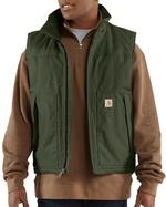 Carhartt Men's QuickDuck Woodard Vest 100002