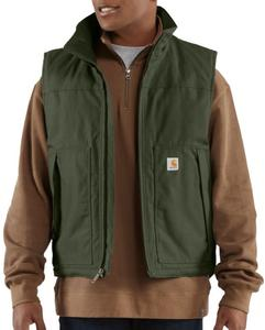 Carhartt Men's QuickDuck Woodard Vest