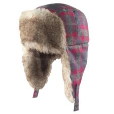 Carhartt Camden Wool Plaid Earflap Hat-CLOSEOUT 100018