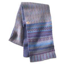 Carhartt Womens Folk Pattern Scarf-CLOSEOUT 100023