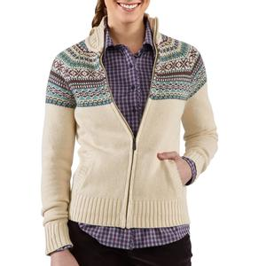 Carhartt Women's Folk Pattern Cardigan Sweater -Closeout!