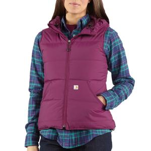 Carhartt Women's Down Filled Alpine Vest - Closeout!