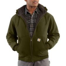 Carhartt_Carhartt Brushed Fleece Sherpa Lined Sweatshirts - Irregular