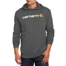 Carhartt Men's Signature Logo Midweight Sweatshirt-Irregular 100074irr