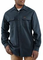 Carhartt_Carhartt Chamois Long Sleeve Shirt - Irregular