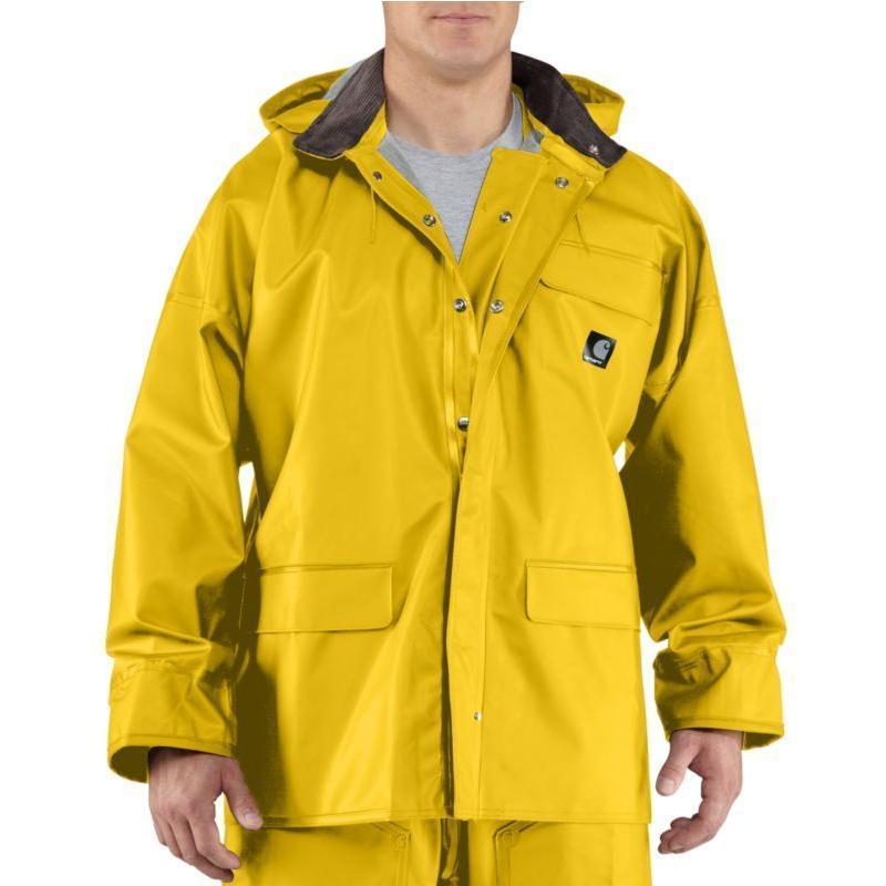 Carhartt Men's Surrey PVC Rain Coat 100100