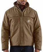 Carhartt Men's QuickDuck Woodard Traditional Jackets 100107