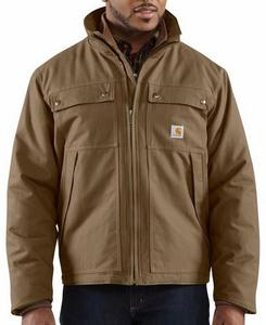 Carhartt Men's QuickDuck Woodard Traditional Jackets