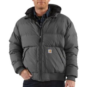 Carhartt Men's Down Kalkaska Water Resistant Active Jac