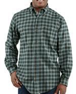 Carhartt_Carhartt Men's Trumbull Midweight Flannel Shirt - Irregular