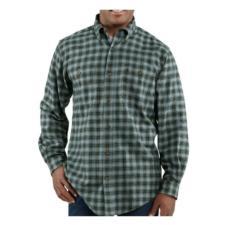 Carhartt_Carhartt Men's Trumbull Midweight Flannel Shirt - Closeout
