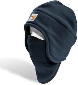Carhartt Men's Flame-Resistant Fleece 2-in-1 Hat