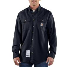 Carhartt Men's Flame-Resistant Twill Work Shirt 100167