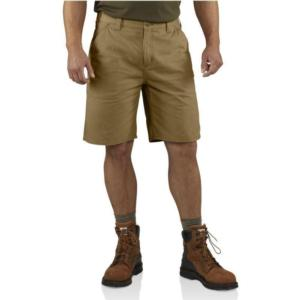 Carhartt Men's Washed Twill Dungaree Short - Irregular
