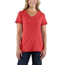 Carhartt Calumet V-neck T-shirt-CLOSEOUT 100336CO