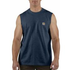 Carhartt Workwear Pocket Sleeveless T-Shirt 100374