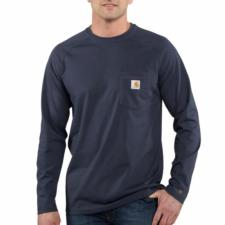 Carhartt Force Cotton Long-Sleeve T-shirts - Irregular 100393IRR
