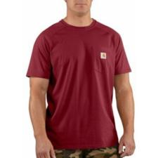 Carhartt Men's Force Cotton Short-Sleeve T-shirts 100410