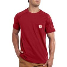Carhartt_Carhartt Force Cotton Short-Sleeve T-shirts - Irregular
