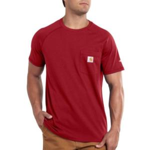 Carhartt Force Cotton Short-Sleeve T-shirts - Irregular