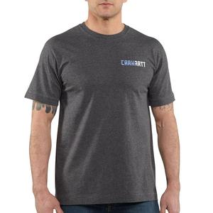Carhartt Graphic Mills to Millions Short-Sleeve T-Shirt