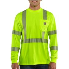 Carhartt Men's Force High Visibility T-shirt-Class 3 100496