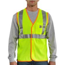 Carhartt Men's High Visibility Vest-Class 2 100501