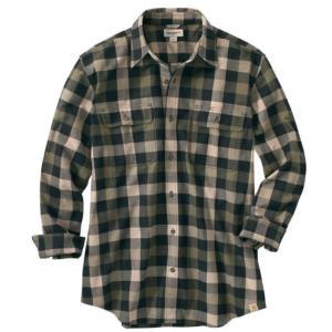 Carhartt Hubbard Plaid Shirts - Irregular
