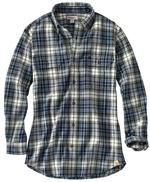 Carhartt_Carhartt Men's Fort Plaid Long-Sleeve Shirt
