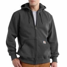 Carhartt Men's Rain Defender™ Paxton Heavyweight Hooded Zip-Front Sweatshirt 100614