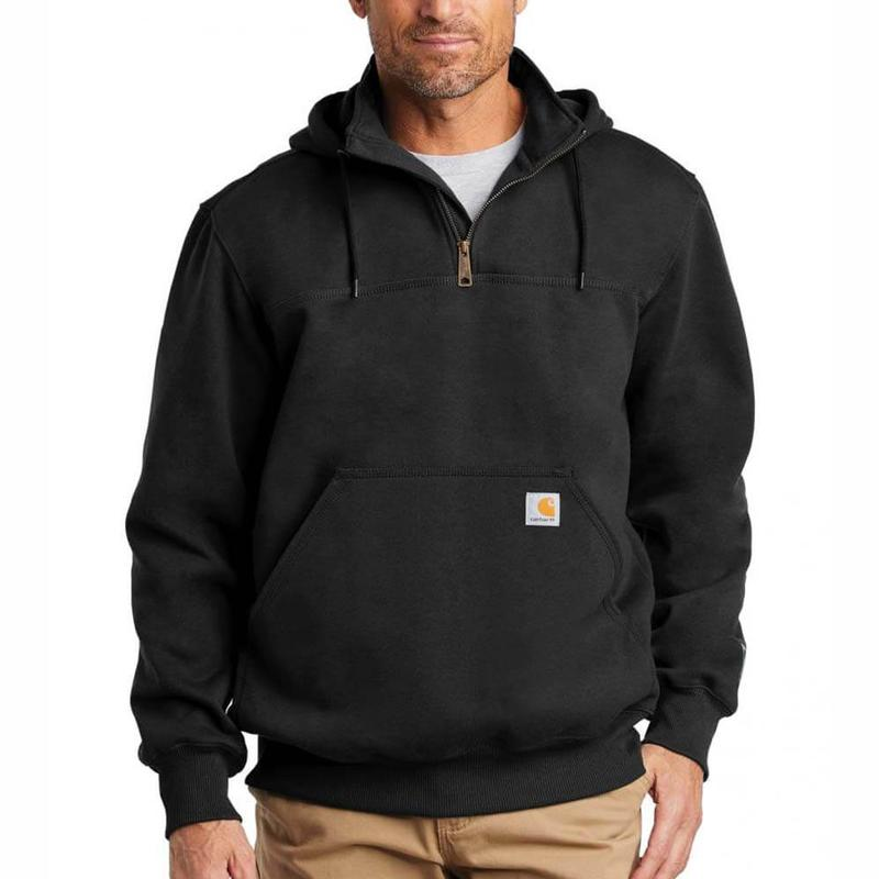 Carhartt Heavyweight Rain Defender Mock Sweatshirt  - IRR