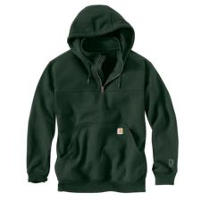 Carhartt  Heavyweight Hooded Rain Defender Zip-Mock Sweatshirt  - Irregular 100617irr