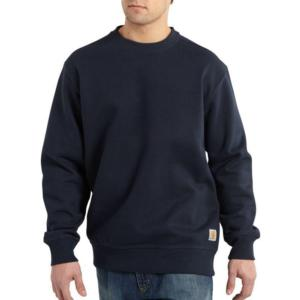Carhartt Men's Rain Defender Paxton Heavyweight Crewneck Sweatshirt