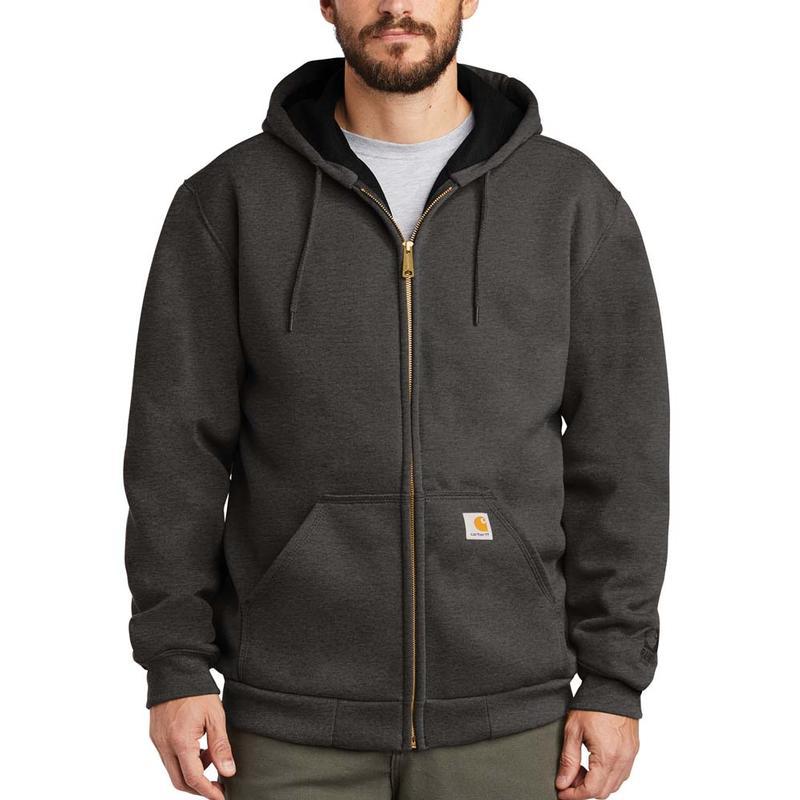 Carhartt 12 oz.Thermal-Lined RainDefender Sweatshirts - IRR