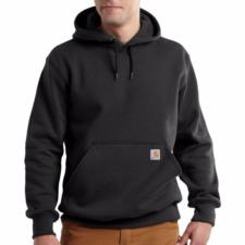 Carhartt Men's Rain Defender Thermal-Lined Hooded Pullover Sweatshirt 100637