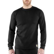 Carhartt Men's Base Force Cold Weather Weight Crew Neck Top-Irregular 100644irr