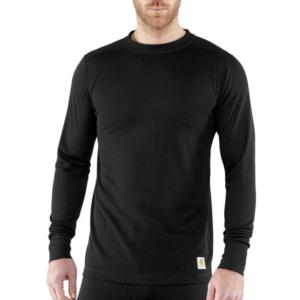 Carhartt Men's Base Force Cool Weather Weight Crew Neck Top