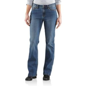 Carhartt Women's Original Fit Denim Jasper Jeans - Irregular