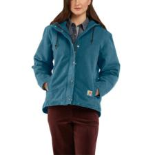 Carhartt Women's Sandstone Berkley Jacket-Closeout 100657CO