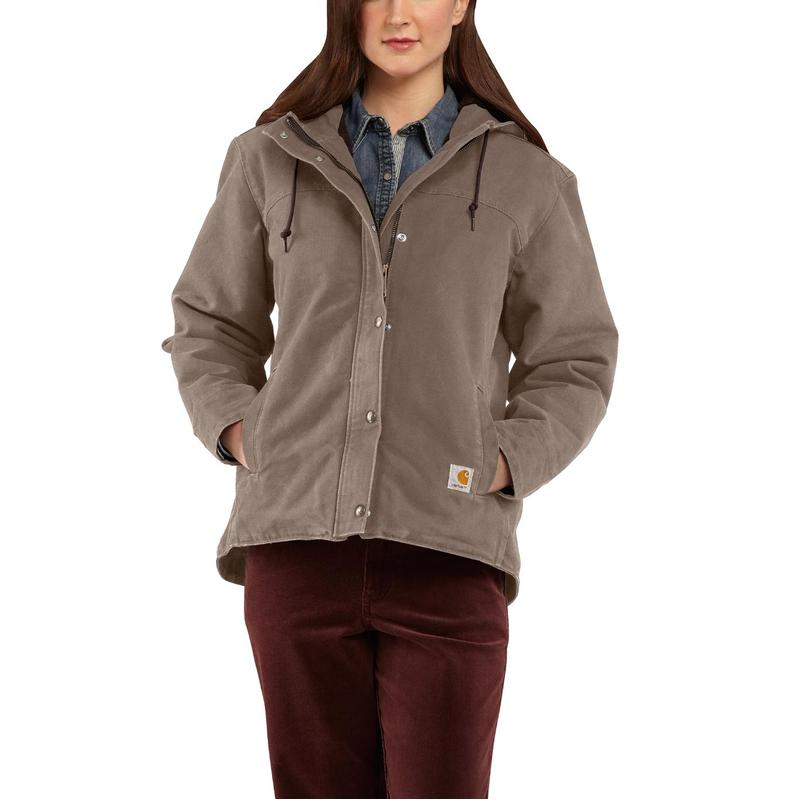 Carhartt Women's Sandstone Berkley Jacket